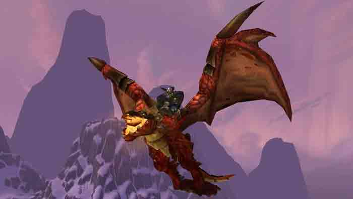 proto-drake-como-farmar-montaria-red-proto-drake-protodraco-vermelho