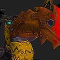 bicortante-mecanico-mascote-batalha-warcraft