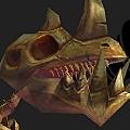 filhote-fossilizado-mascote-batalha-warcraft