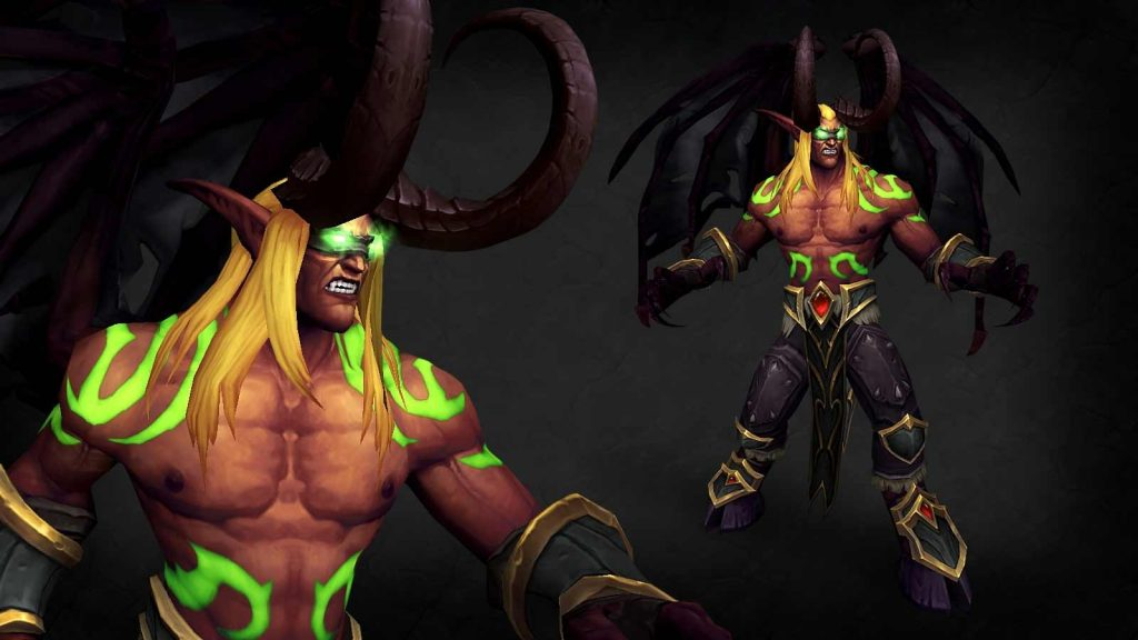classe-da-moda-wow-warcraft-dh-demon-hunter-cacador-de-demonios