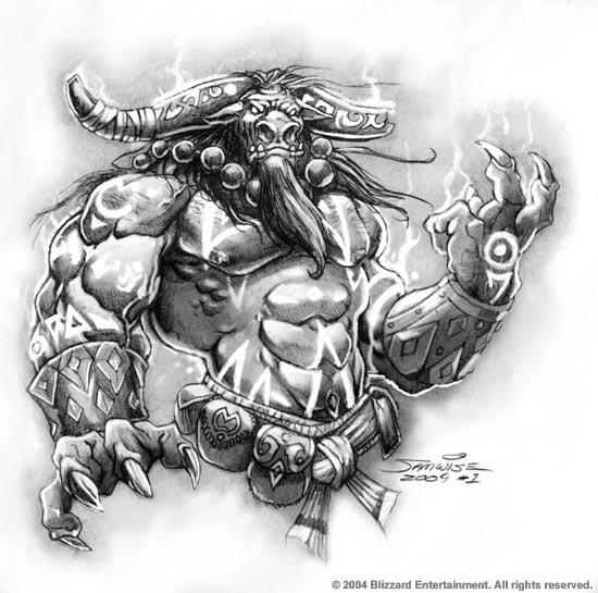 Tauren-Runemaster