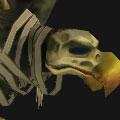 gaviao-pestilento-mascote-batalha-warcraft